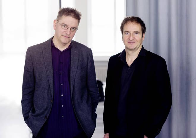 Daniel Ott und Manos Tsangaris KÜNSTLERISCHE LEITUNG