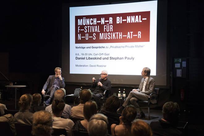 Daniel Libeskind, Stephan Pauly